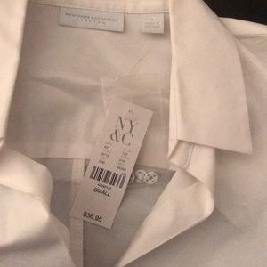 New York & Company Tops - New York and company button down